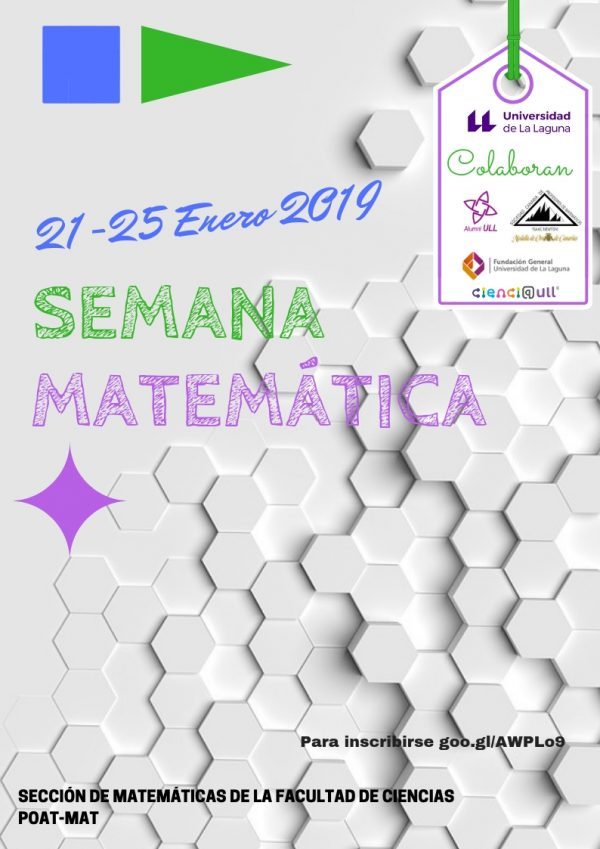 Semana Matemática 2019